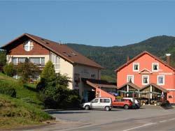 Hotel für Radfahrer in den Vogesen
