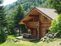 Hotel nahe von Wanderwegen in den Vogesen